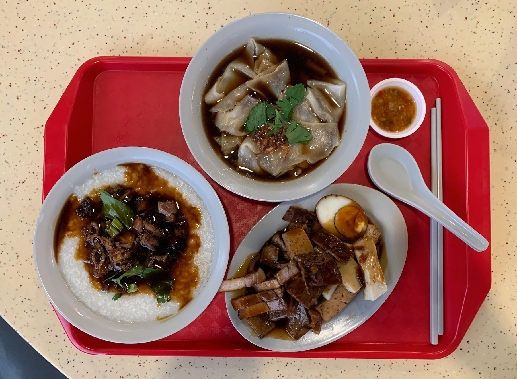 tiong bahru braised duck
